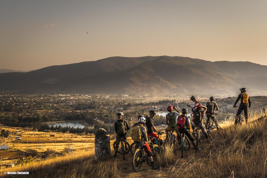 Sunset Ride in Oaxaca