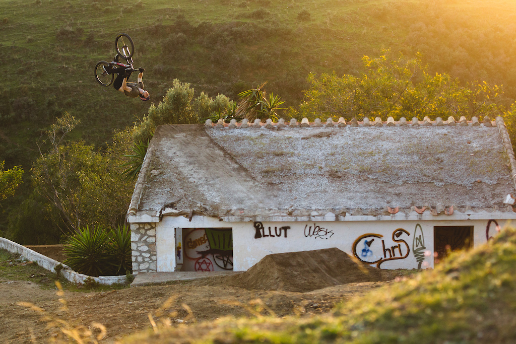 Brandon Semenuk - Mijas Spain - not2bad