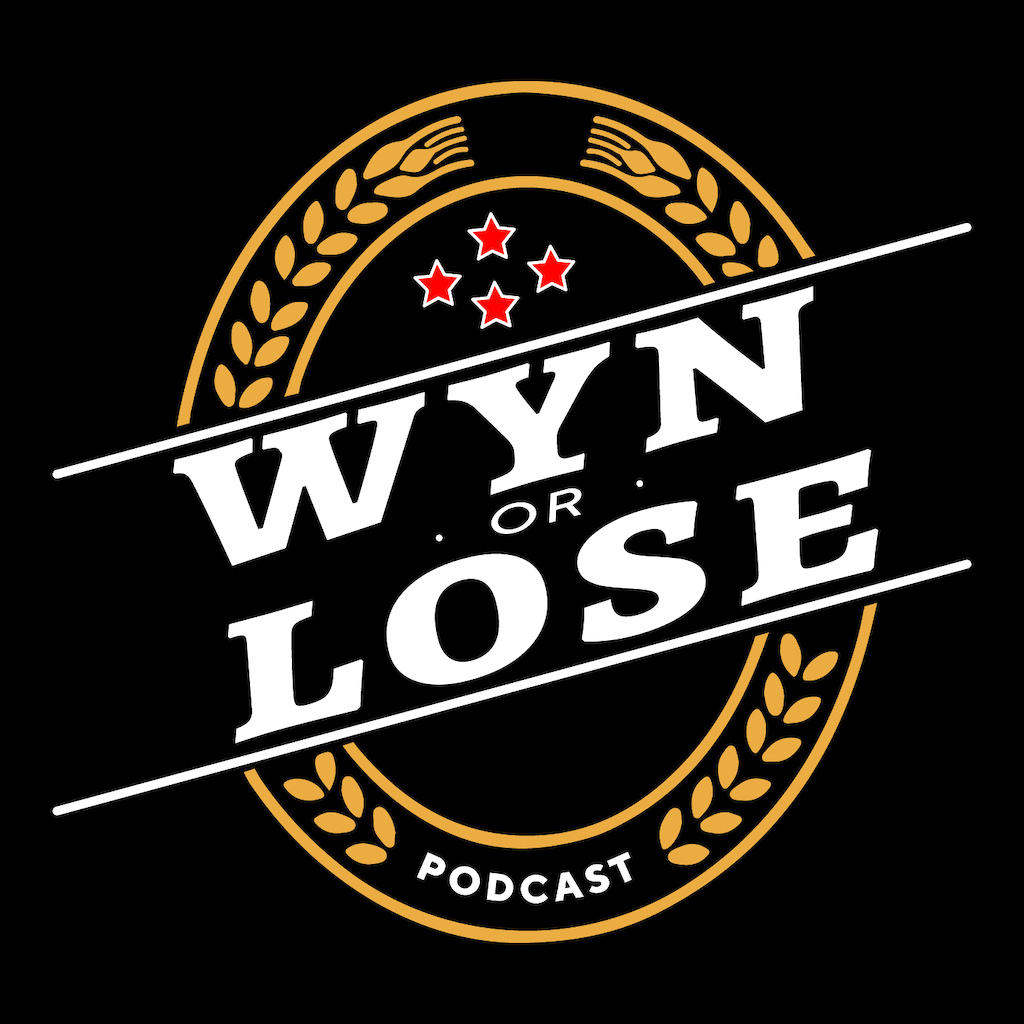 Wyn or Lose podcast logo