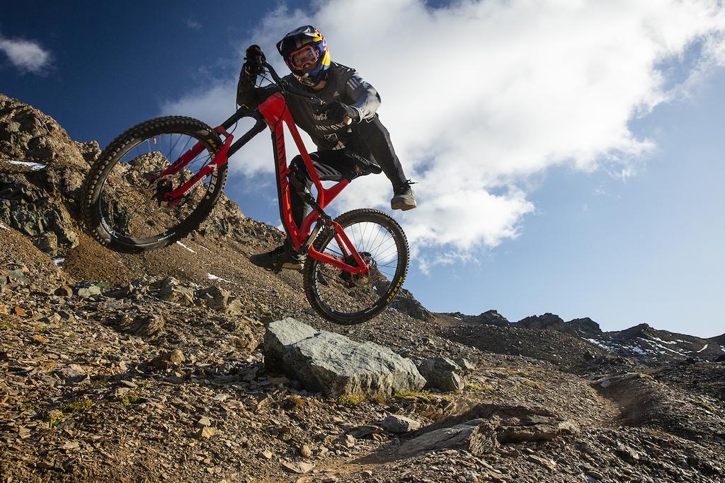 Thomas Genon with Anthill Films in the Lenzerheide Bike Kingdom
