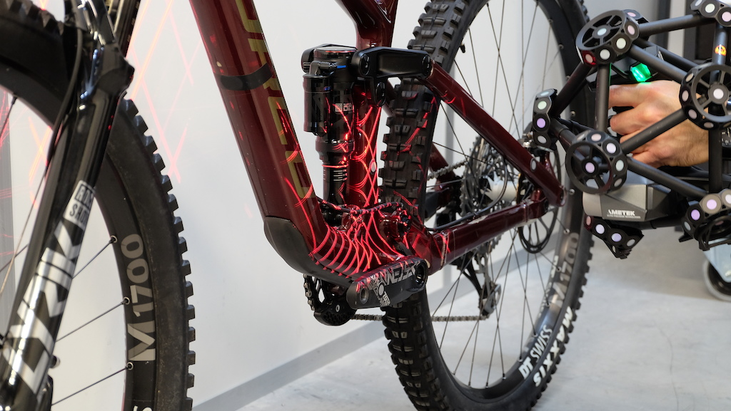 Behind the Numbers Norco Sight - Creaform Scanning