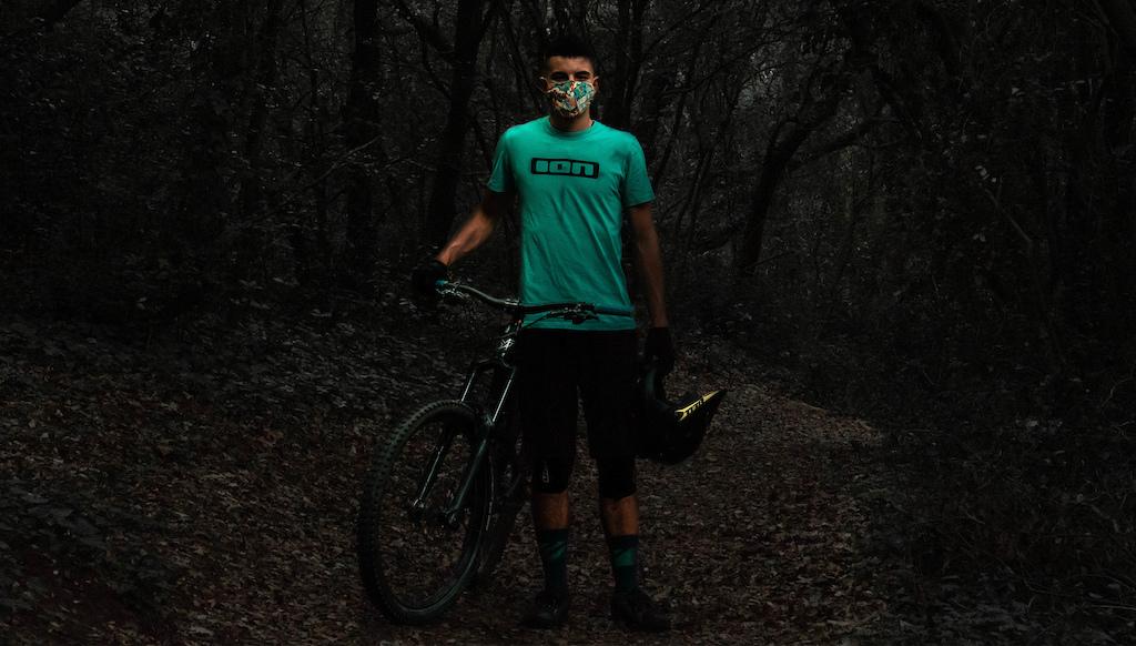 Rider in isolation