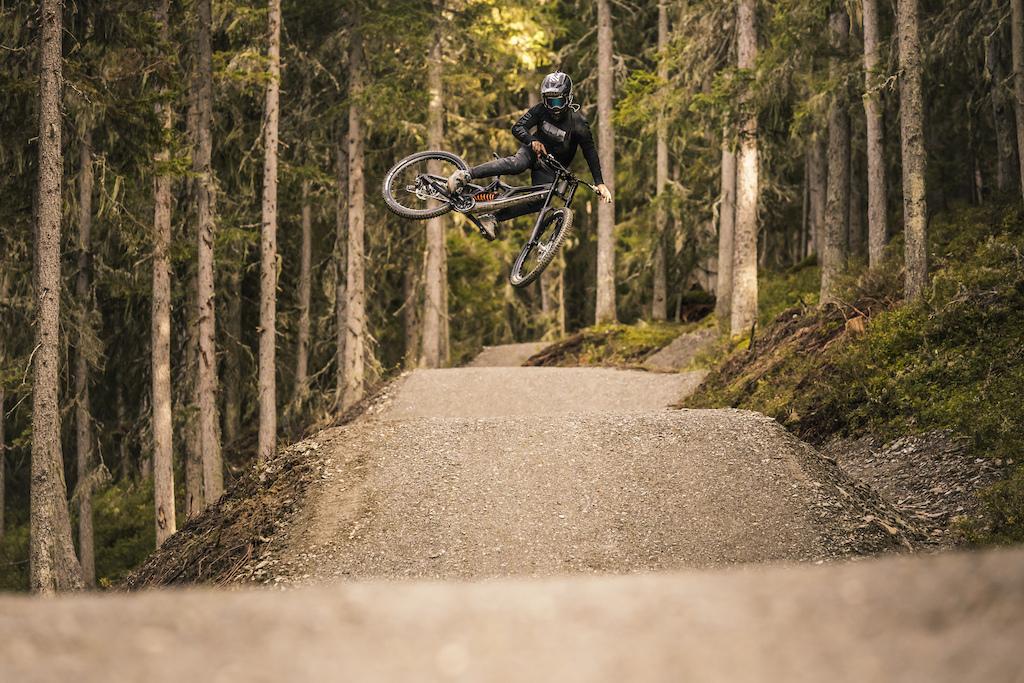 Bikepark Wurbauerkogel Photo by Roland Haschka