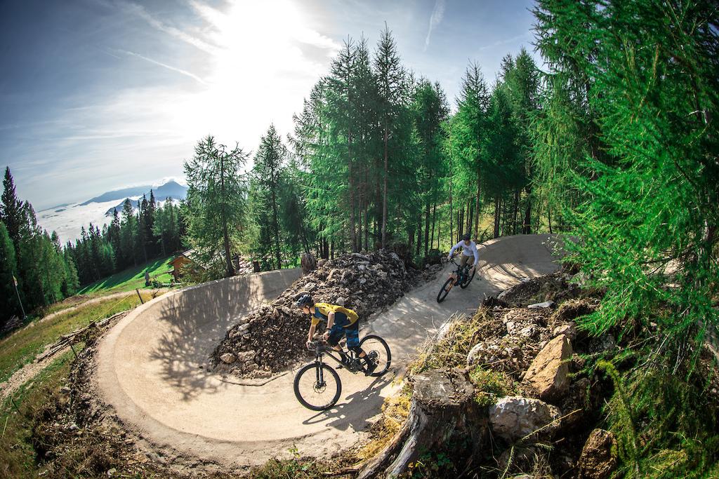 Bikepark Petzen Photo by Leopold Hermann