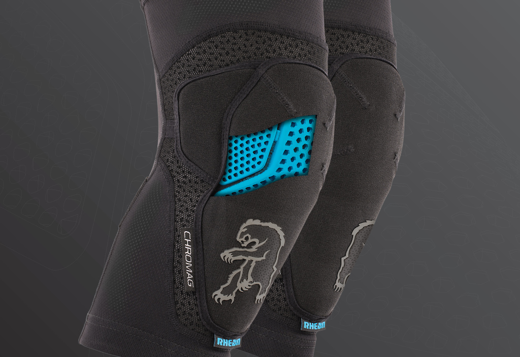 Rift Kneeguard from Chromag