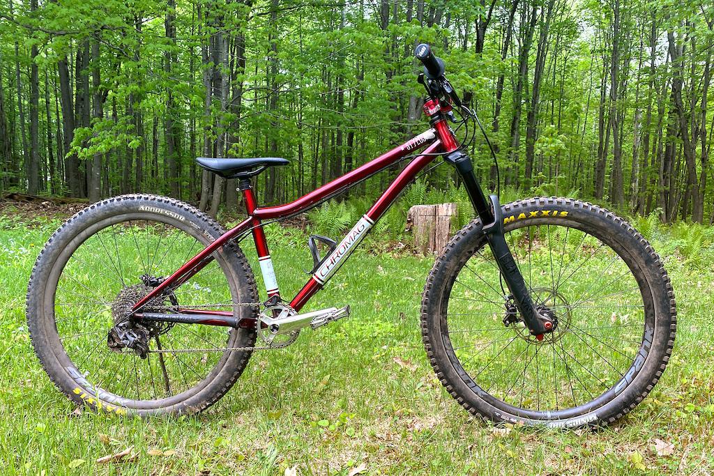 Taj Mihelich Bike Check