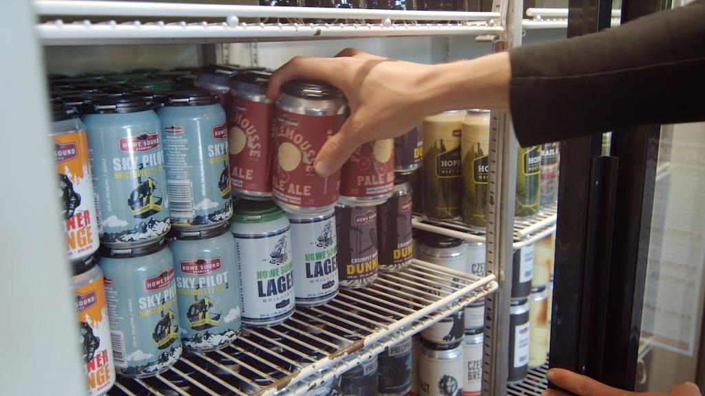 Howe Sound Pamplemousse Pale Ale