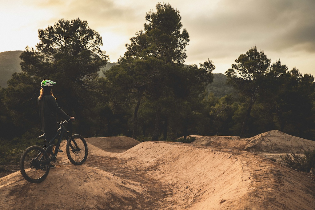 Photos for Nico Vink X La Fenasosa Bike Park.
