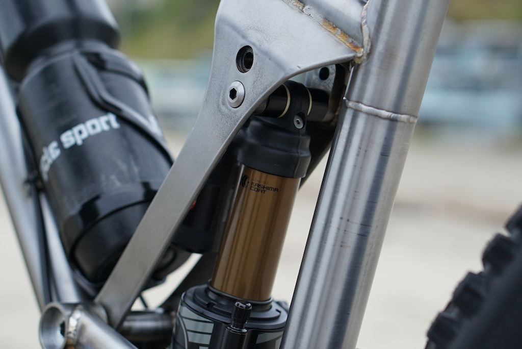 Bike Check Evan Turpen - Bike