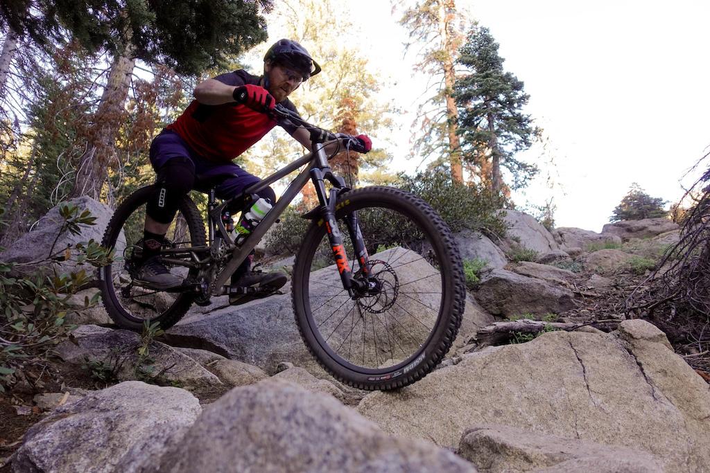 Bike Check Evan Turpen - Action
