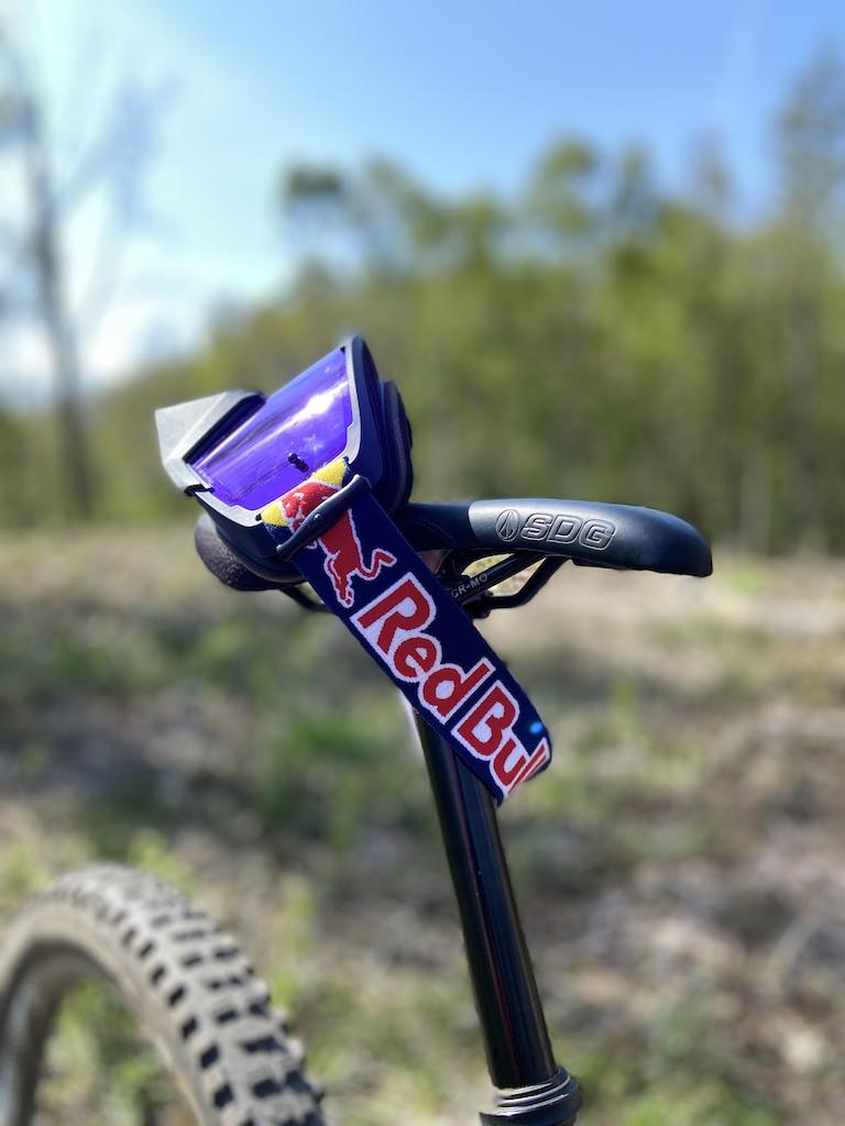 RedBull WHIP MTB Goggle