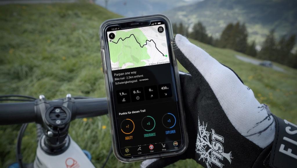Bike Kingdom App Bike Kingdom Lenzerheide