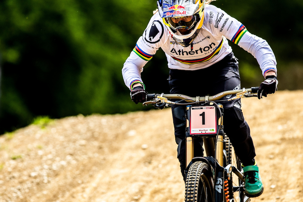 The first round of the 2019 UCI MTB World Cup Maribor.