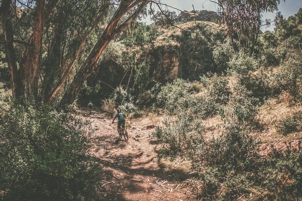 Hidden trails along the Vilcanota Mountain Range