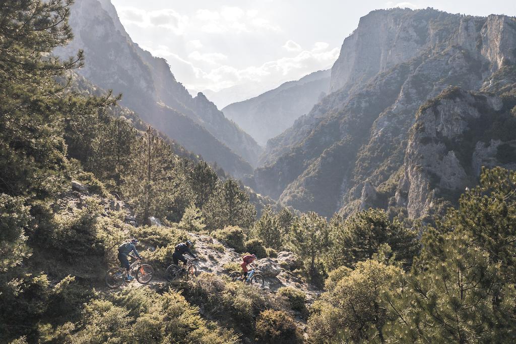 Riding on Mount Olympus Moritz Ablinger