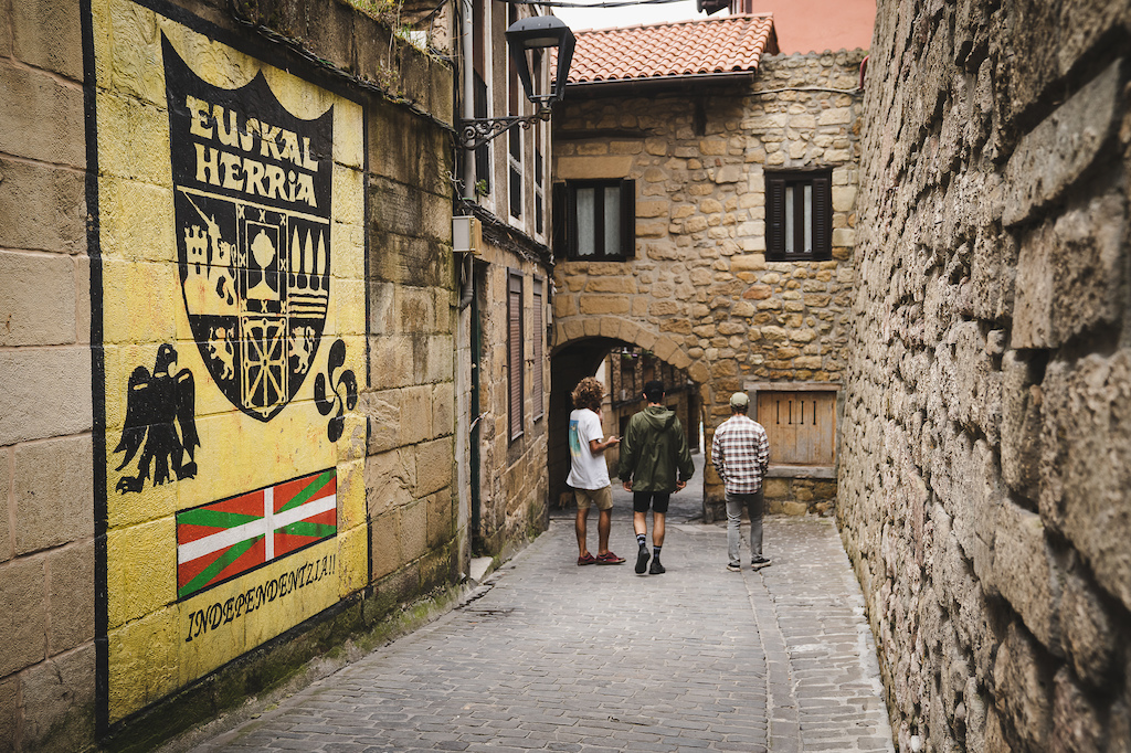 Not Far From Home ep2 Basque Country