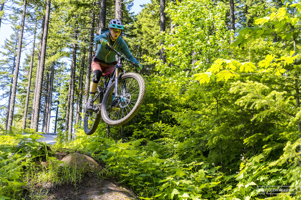 Ride Concepts Bekah Rottenburg in Post Canyon