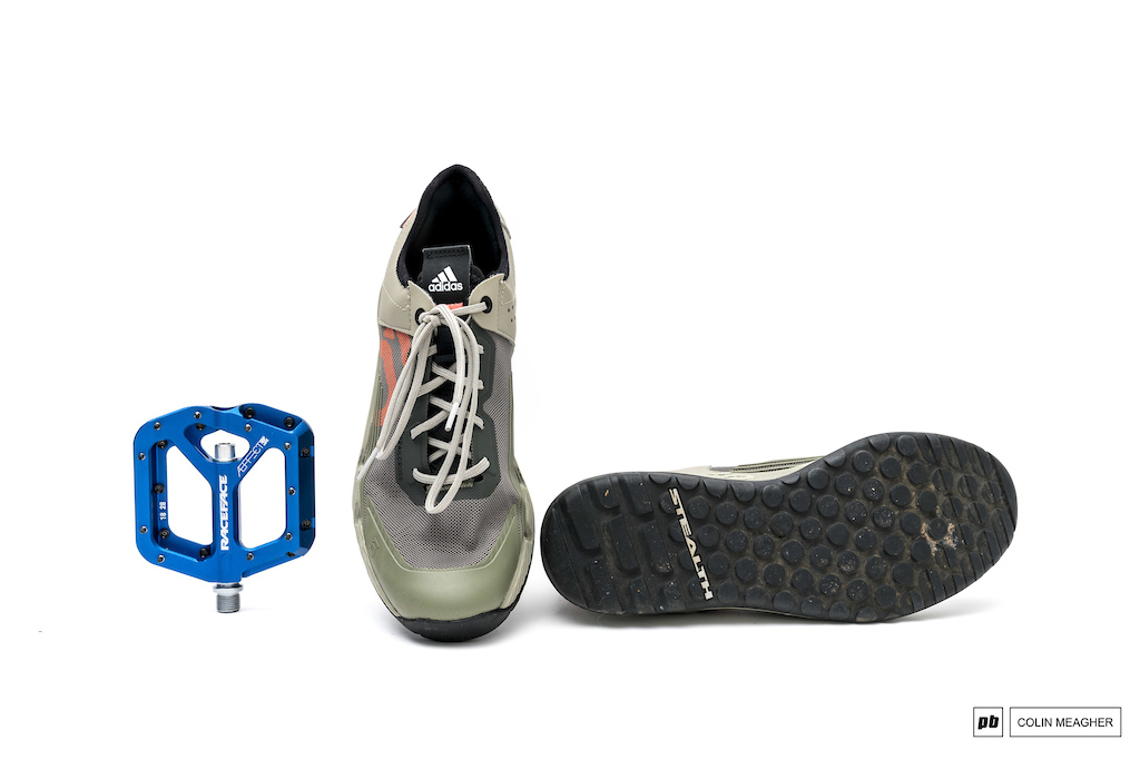 Studio imagery of Flat Shoes