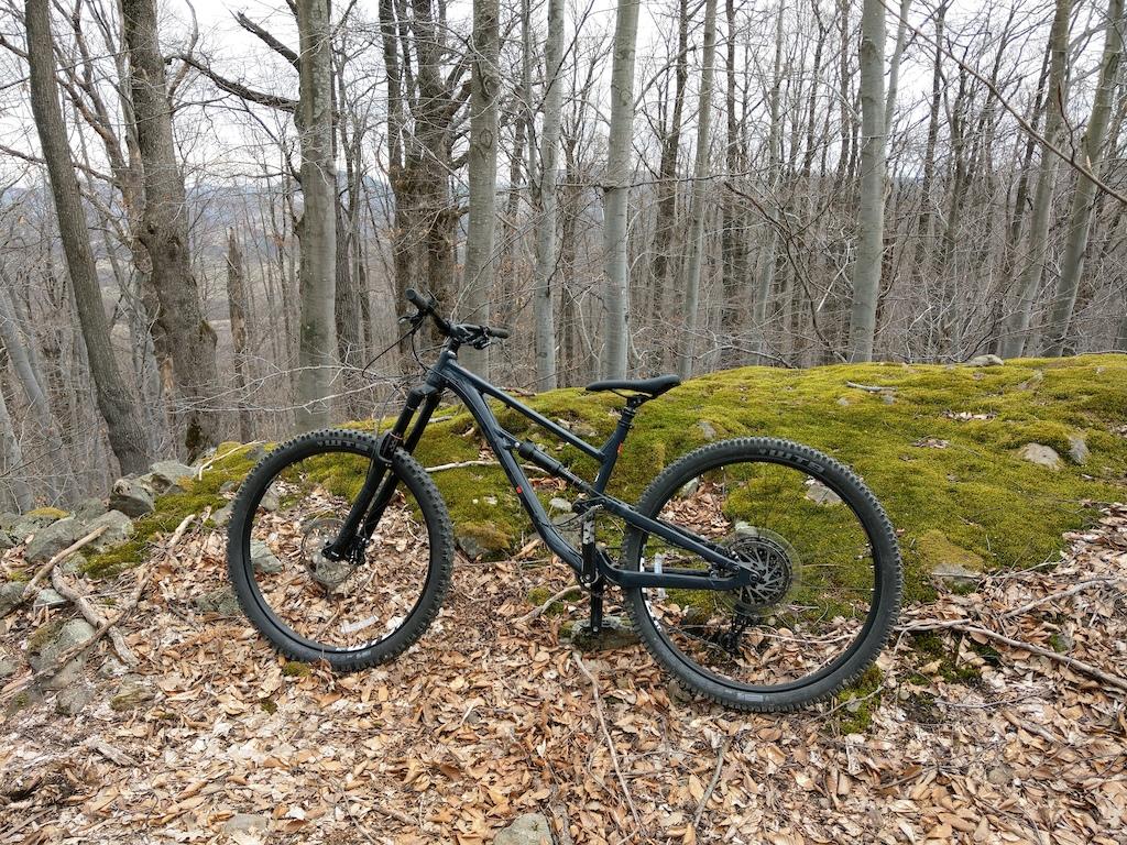 Calibre Sentry bike