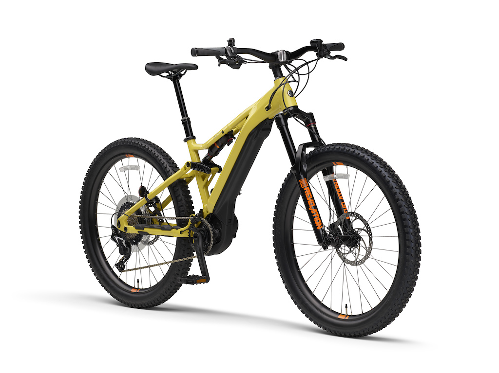 Yamaha YDX-MORO All-Mountain e-MTB.