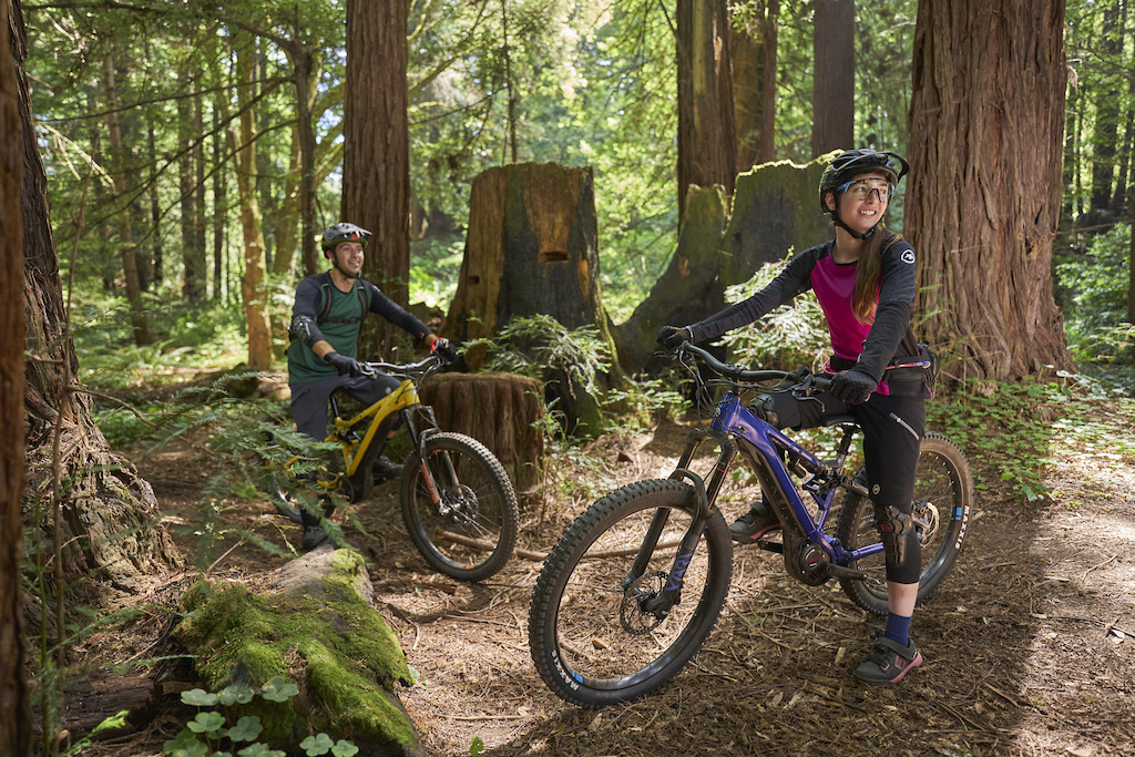Yamaha YDX-MORO and YDX-MORO Pro All-Mountain e-MTB.
