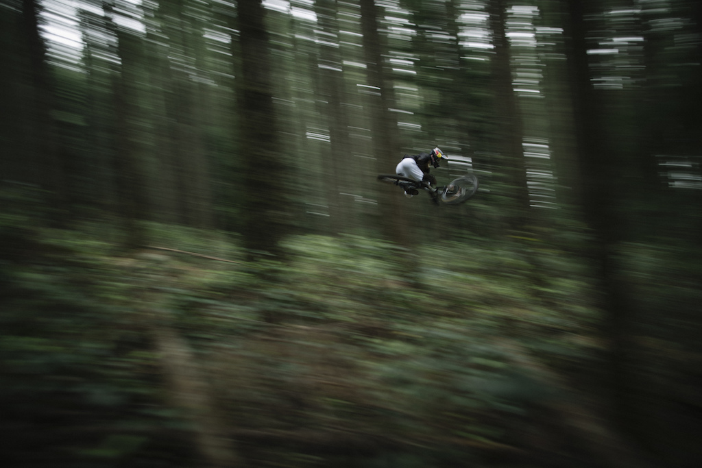 Brandon Semenuk in Robert s Creek British Columbia