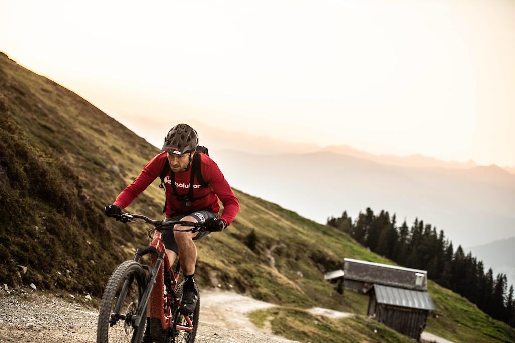 First climb at 6 20 Photographer Dominik Bosshard