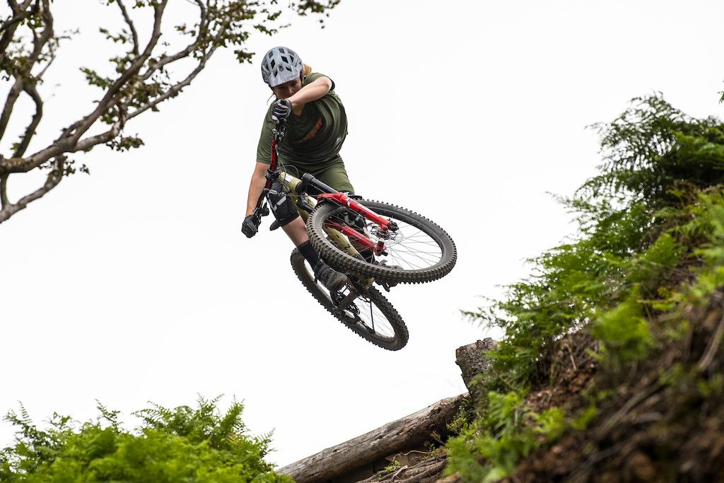2021 Marin Alpine Trail XR. Photographer Andy Lloyd