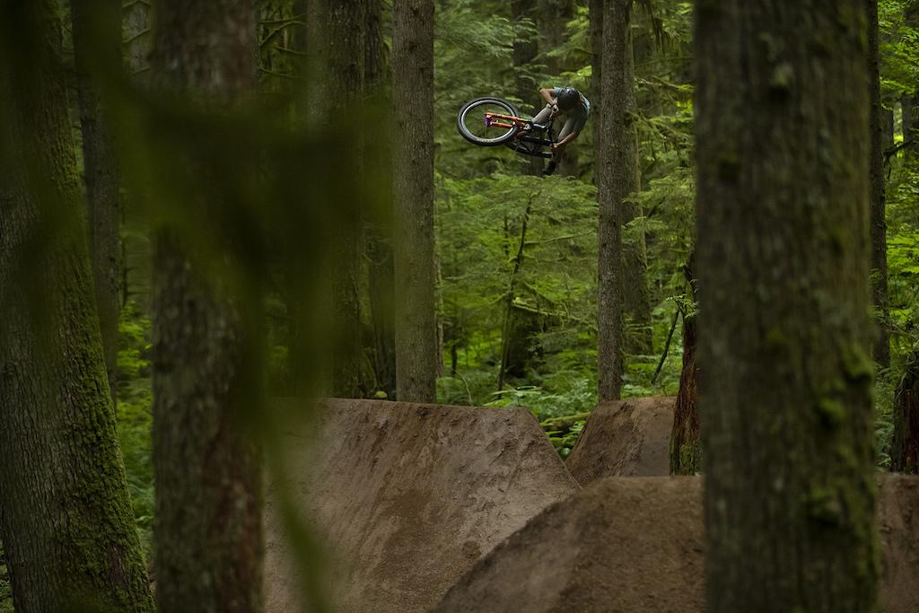 Jackson Goldstone in Squamish, British Columbia, Canada