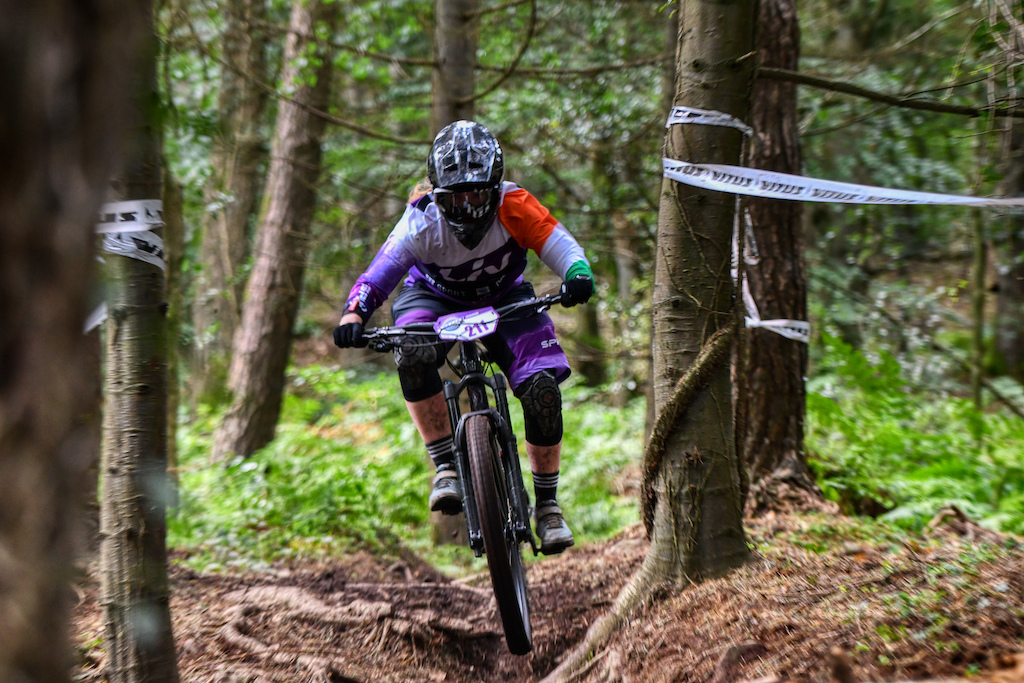 Leah Maunsell is ready to battle the EWS back to back win on these two first races