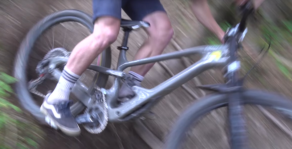 Spotted - Cannondale Enduro Bike