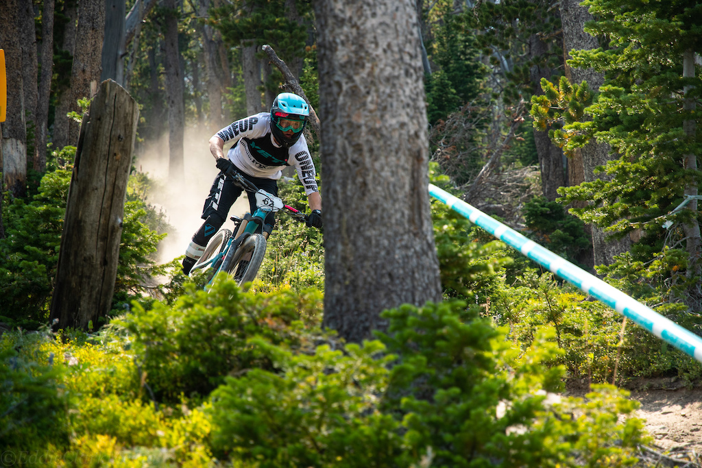 Kasper Wooley make a big entrance to the enduro scene by clinching third place overall in what was supposedly his first real enduro race.