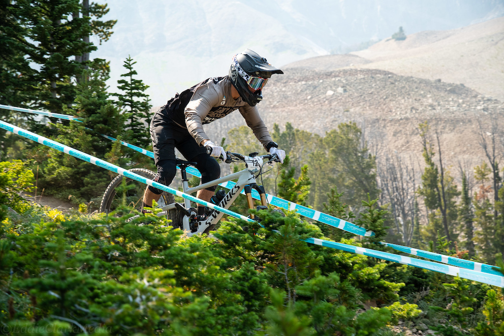 Max Sedlak dropped back to 14th after flatting on the second day.