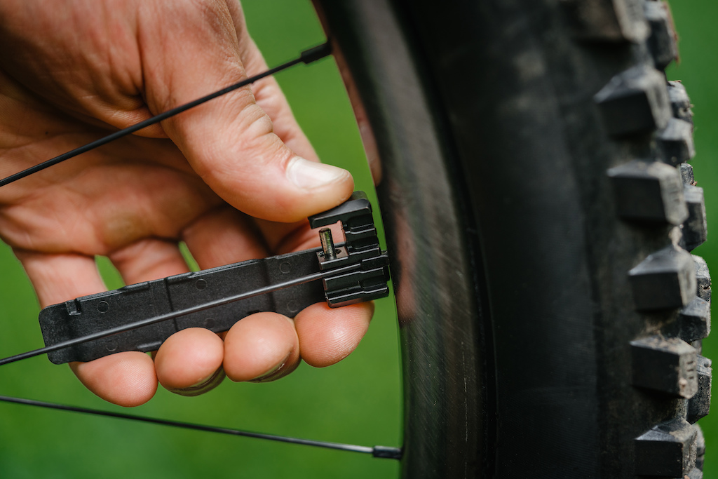 OneUp Components EDC V2 Tool Steel Spoke Keys