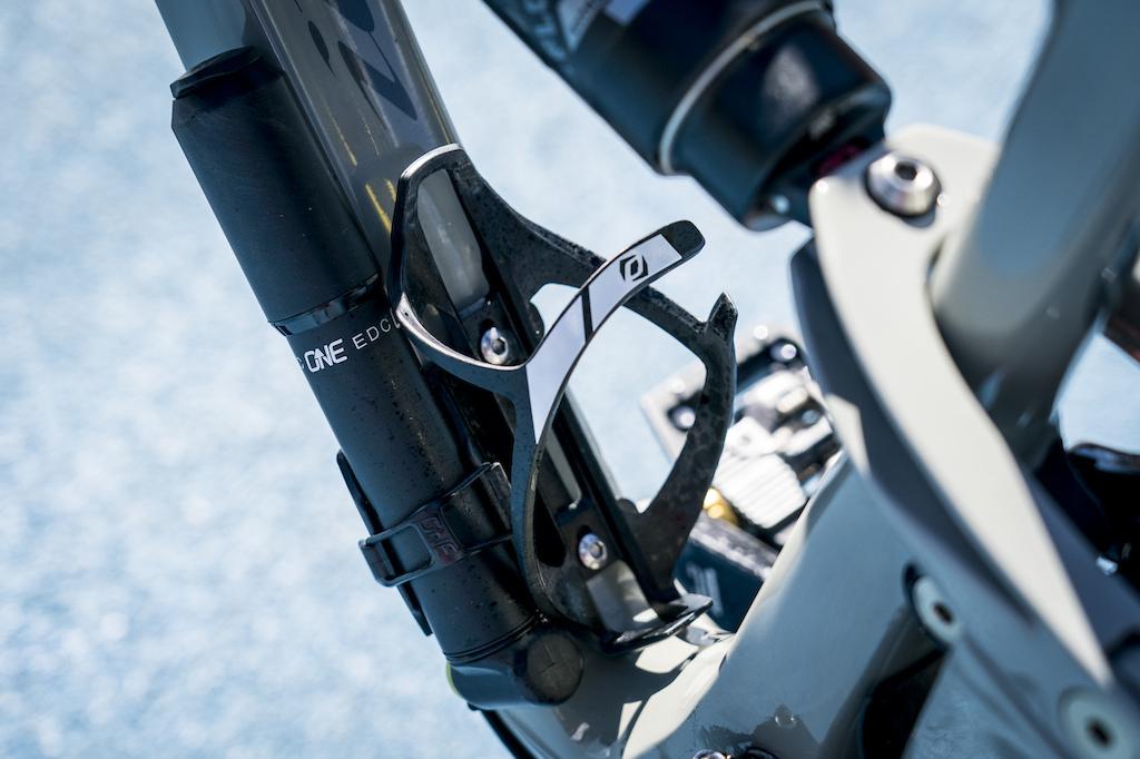 Robin Wallner bike check