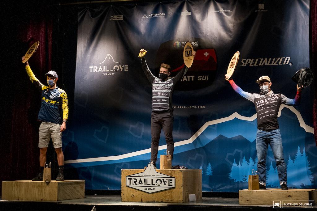 Блог компании Триал-Спорт: GT: Мартин Мэйес – второй на первом этапе EWS 2020