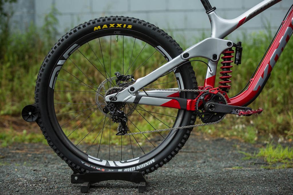 Connor Fearon bike vs bike