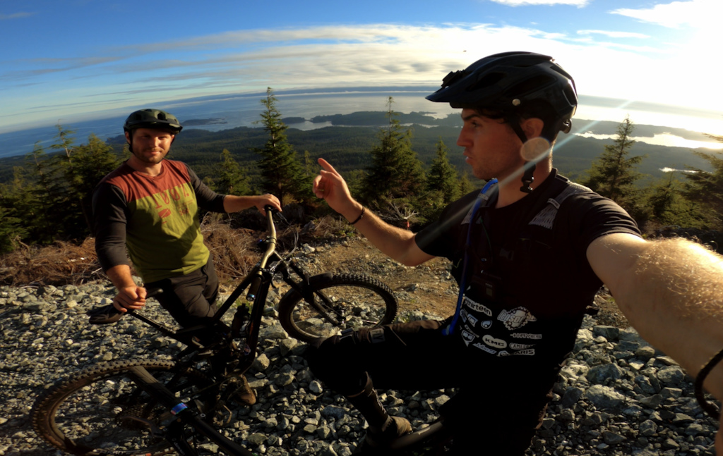 Top Of Ucluelet. New video tomorrow at 8AM