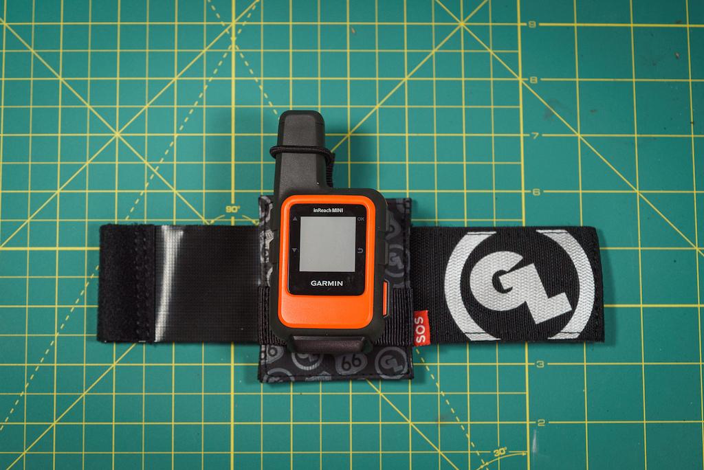 Across The Pond Beaver Giant Loop Garmin Mini Tracker Packer