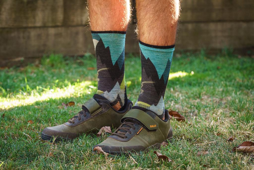 Across The Pond Beaver Smartwool Socks