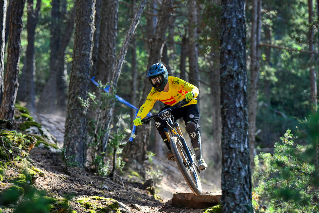 The battle on the Juniors category will be fierce and Diego Menendez is the rider to defeat