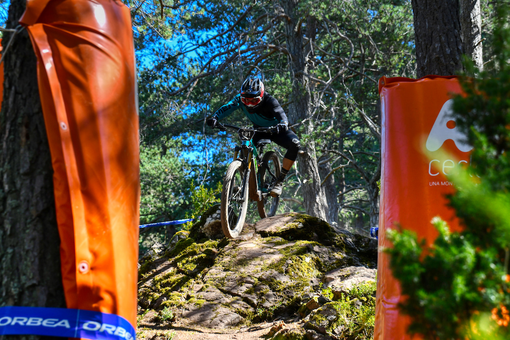 National legend Toni Ferreiro has done a full switch to ebike racing and he is doing very well winner on ebike category