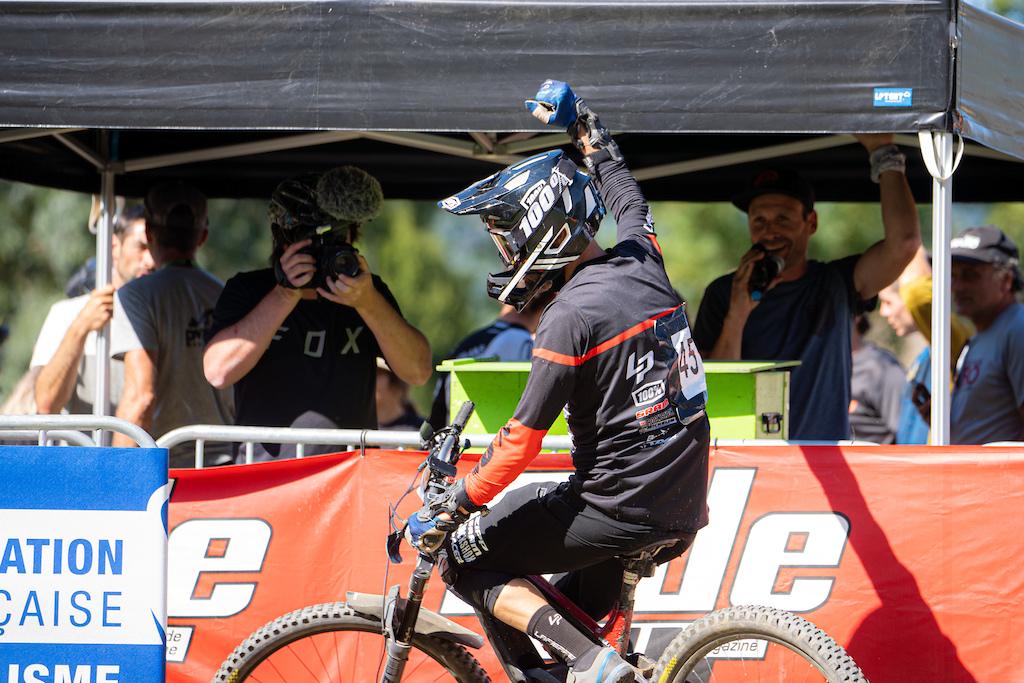 Nicolas Vouilloz wins again in ebike