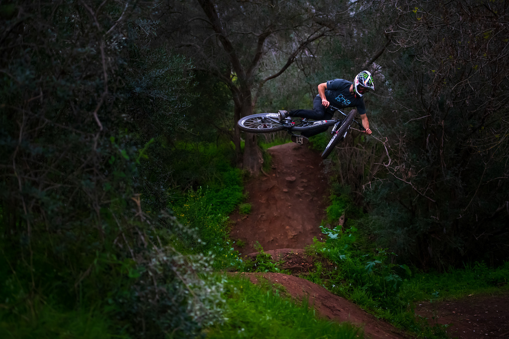 Connor Fearon Rides the Process X