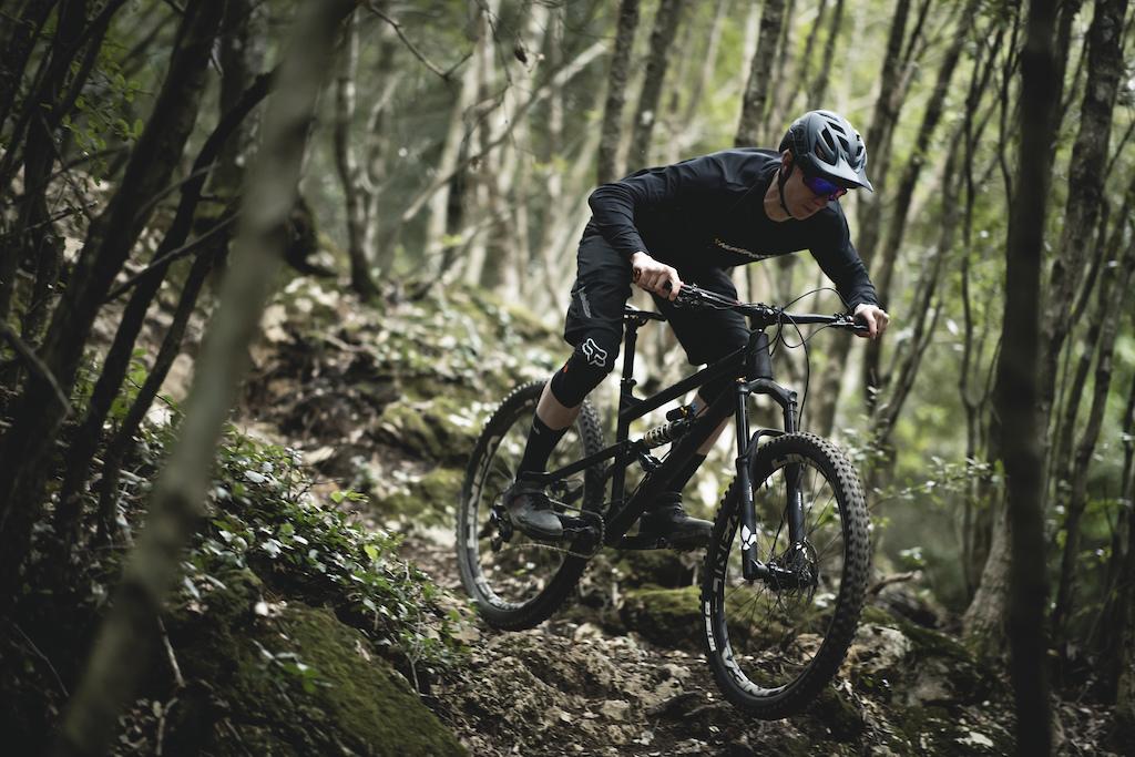 Formula Mod Shock Photographer Mountain Bike Connection - Rupert Fowler