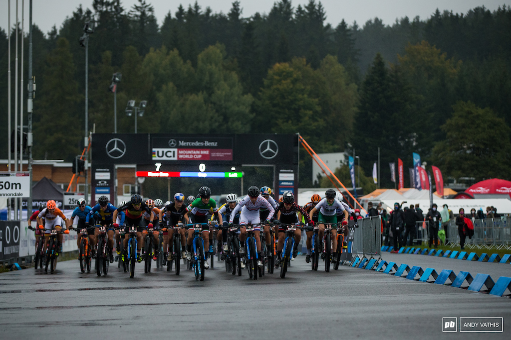 Just like that the 2020 season is underway with the women s start.