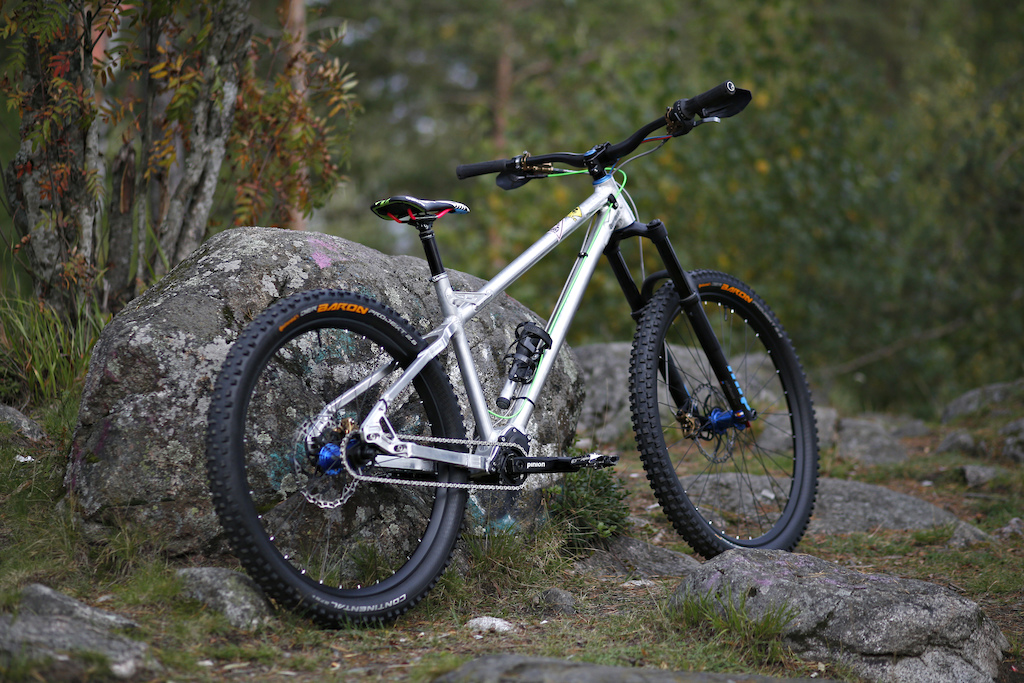 Rig v2 full build. Photo Janne Pussila