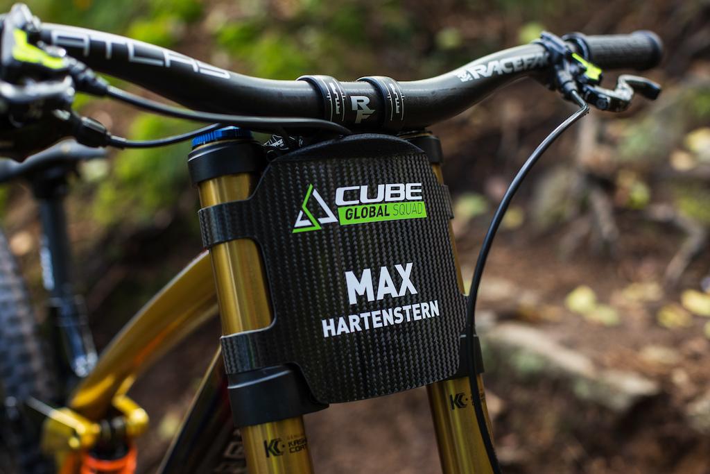 Bike Check - Max Hartenstern s 2021 Cube TWO15 HPC