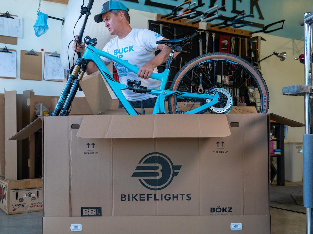 BikeFlights new Bike Box