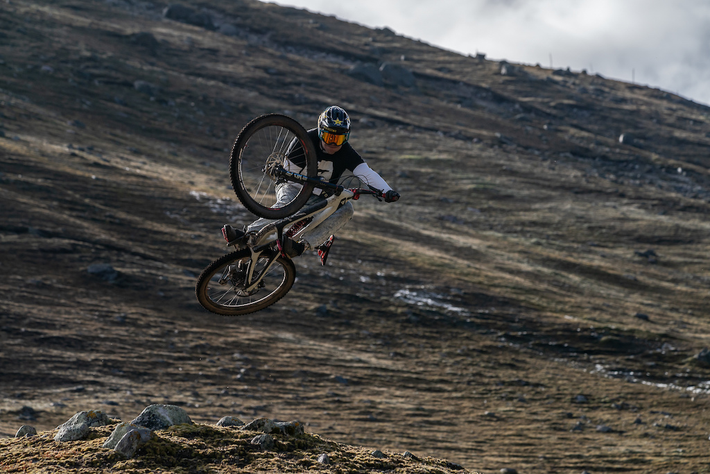 Athlete Jordie Lunn Location Peru